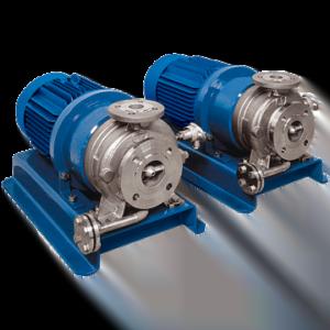 CP magnetdriven centrifugalpump typ MKP