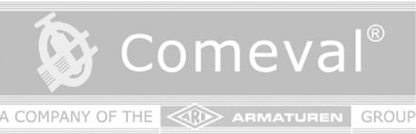 Comeval logo