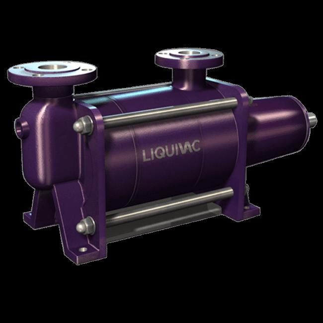Liquivac vakuum vätskeringpump typ LV