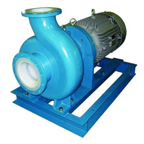 Texel magnetdriven centrifugalpump typ MTA