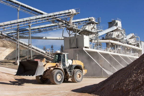 Stål- och gruvindustri